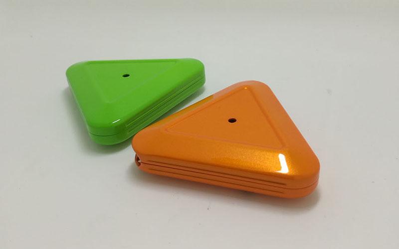 電子盒子噴油工藝